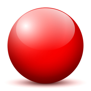 La sphère fait partie des ondes de forme