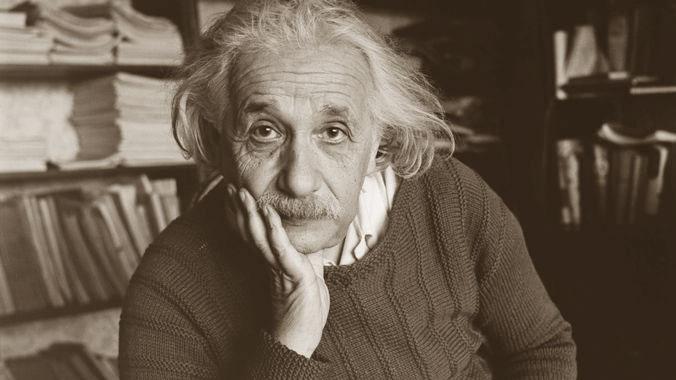 L'énergie vitale et Albert Einstein