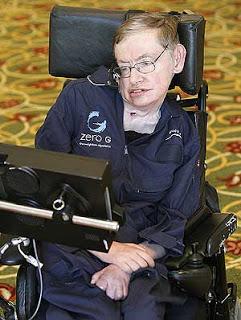 Stephen Hawking, physicien théoricien