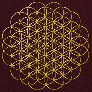 Spiritual design ou fleur de vie