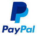 Paiement par paypal possible